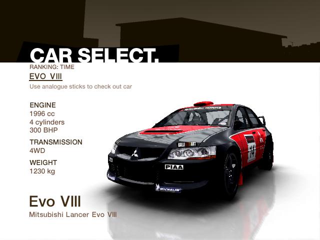 Colin McRae Rally 2005 obrázky