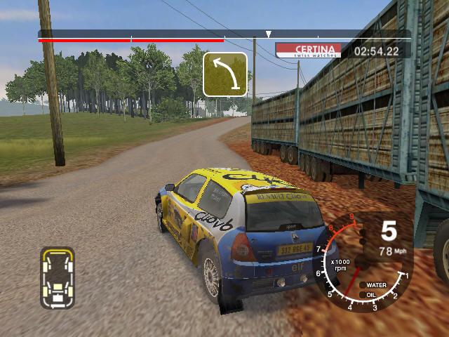 Colin McRae Rally 2005 prifrčí aj na PC