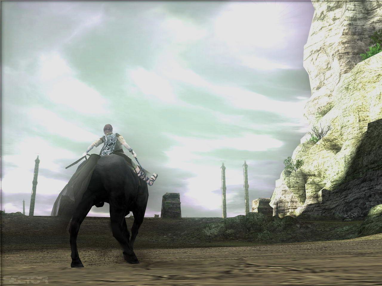 Shadow of Colossus plní očakávania