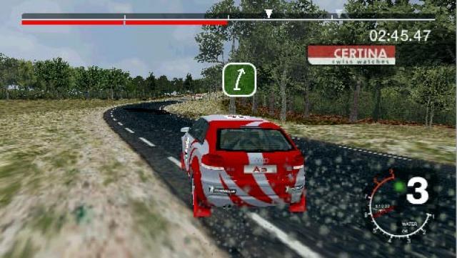 Colin McRae 2005 pre PSP