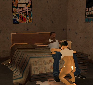 Gta San Andreas Orgy Porn Pictures