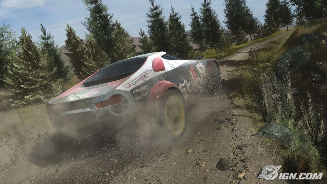 DIRT: Colin McRae Off-Road prichádza