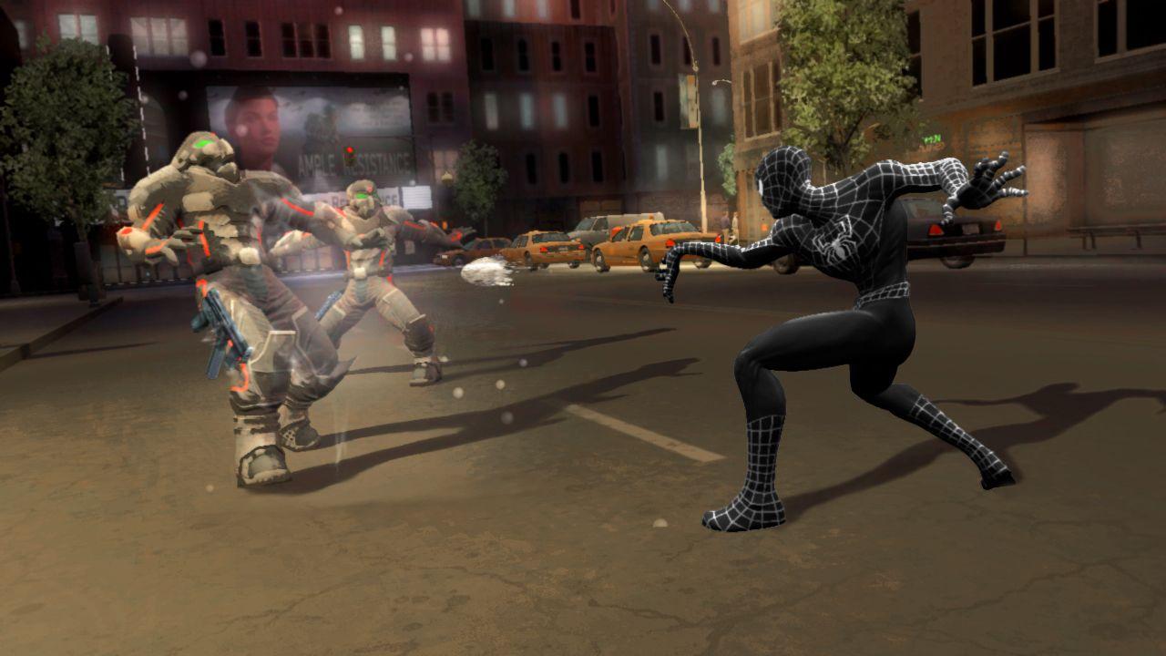 Spider-Man sa kazí