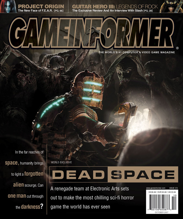 Dead Space vás naplní strachom
