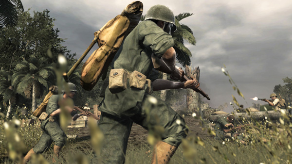 Call of Duty 5 dostal betu