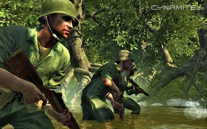 Call of Duty: World at War v záberoch