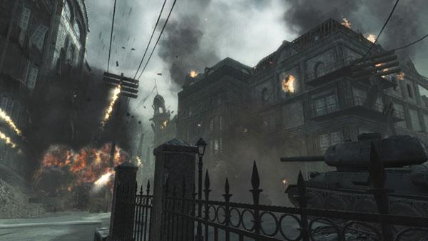 Call of Duty 5 v záberoch