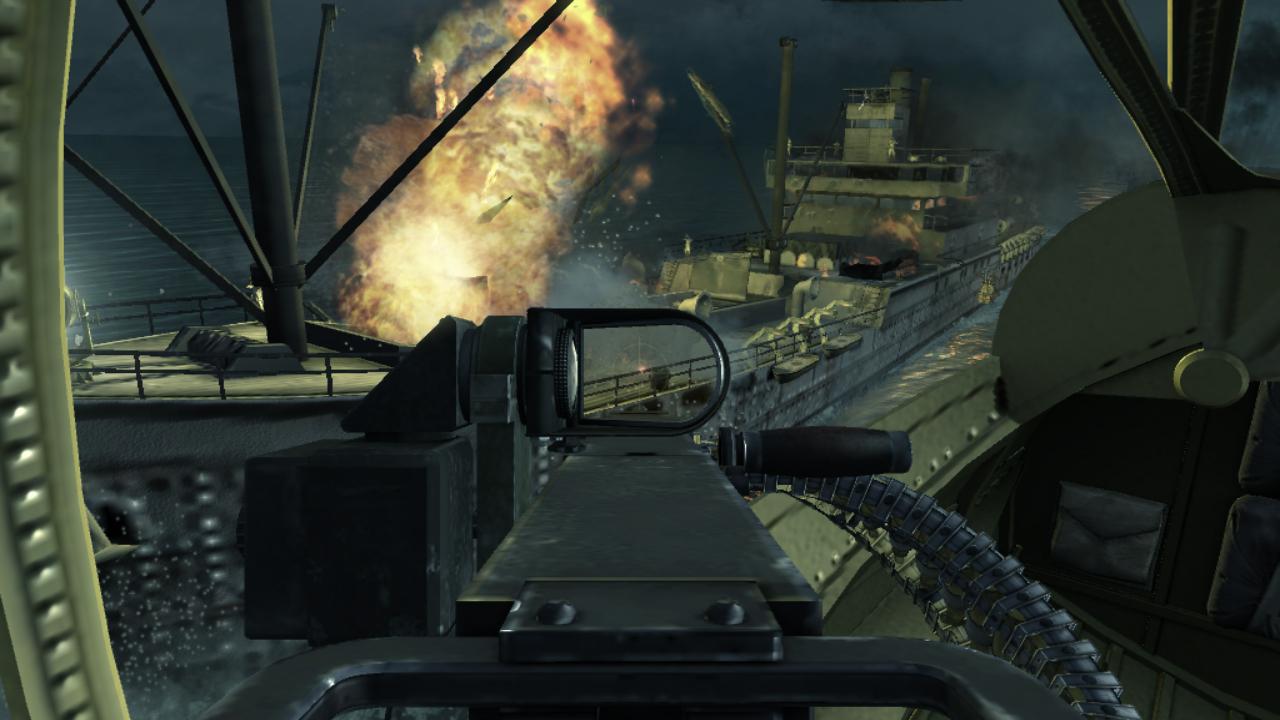 Call of Duty 5 na konzolových a PC obrázkoch