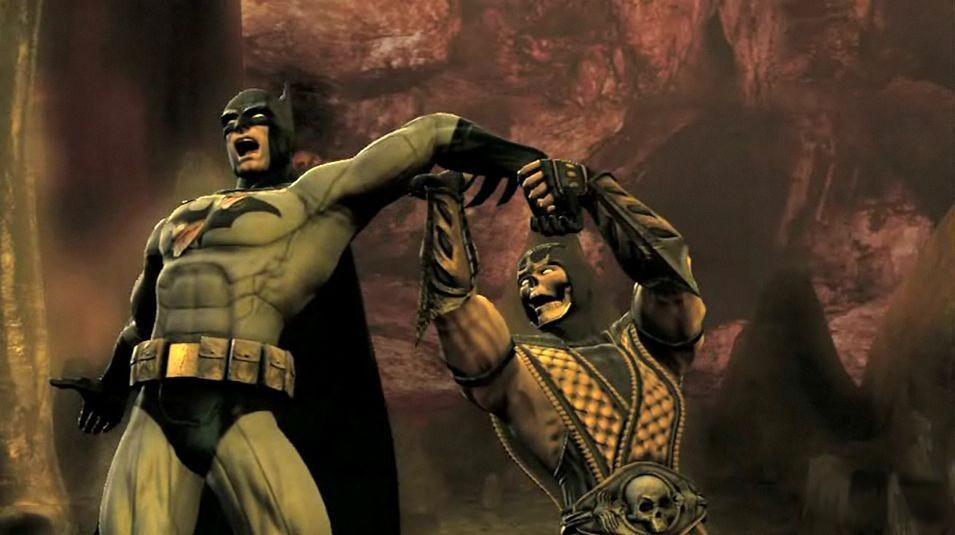 Postavy v Mortal Kombat vs DC Universe
