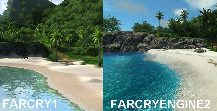 Far Cry 1 Na Cryengine 2 S Novym Modom Sector