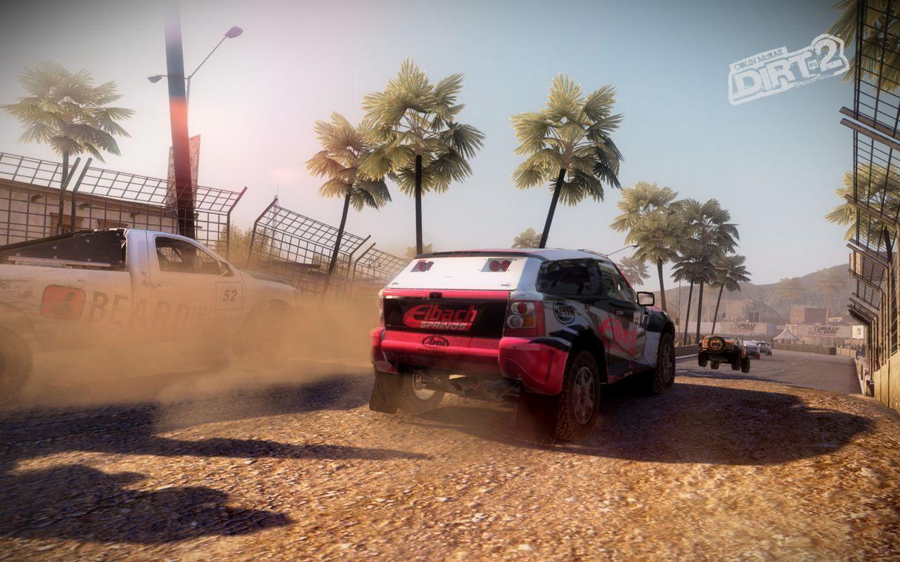Dirt 2 ukazuje DX11 efekty
