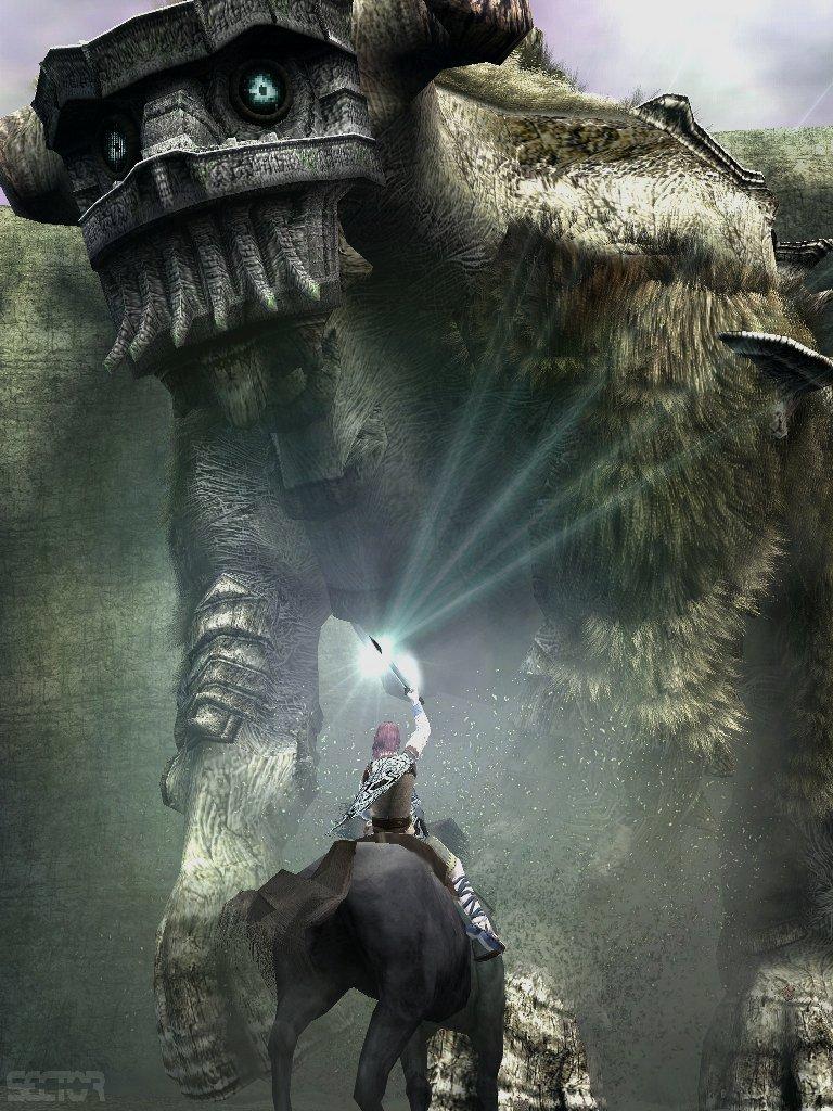 Shadow of the Colossus bude sfilmovaný