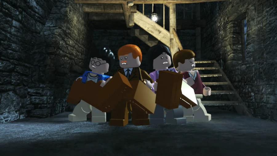 LEGO Harry Potter  ohlásený!