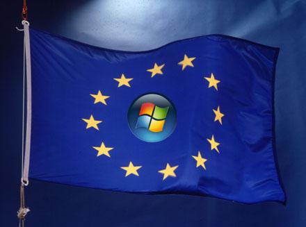 Windows 7 E pre Európu