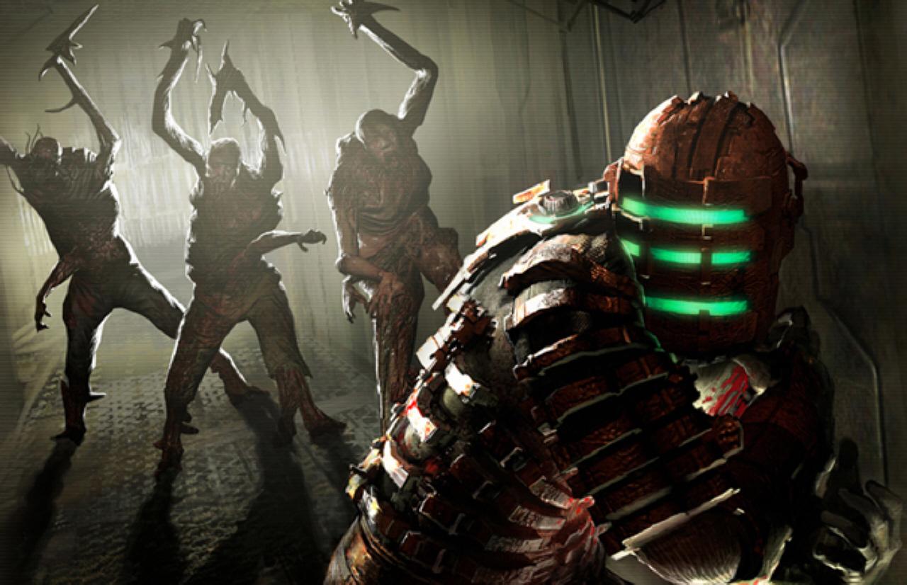 EA sfilmuje Dead Space