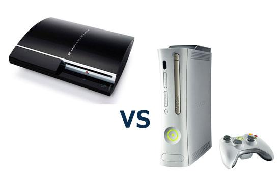 Porovnanie rýchlosti PS3 a Xbox 360