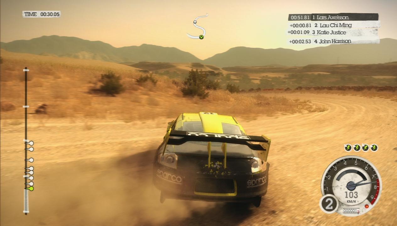 Dirt 2 v porovnaniach a gameplay videách