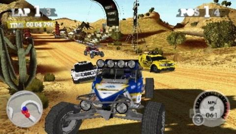 Dirt 2 aj pre NDS a PSP