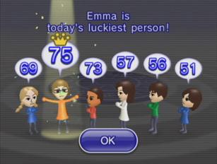 Horoskopy na Wii