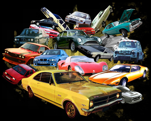 Vyberte autá do Forzy 3