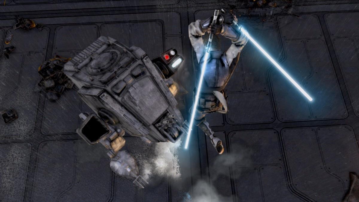 Dojmy z dema Star Wars Force Unleashed II