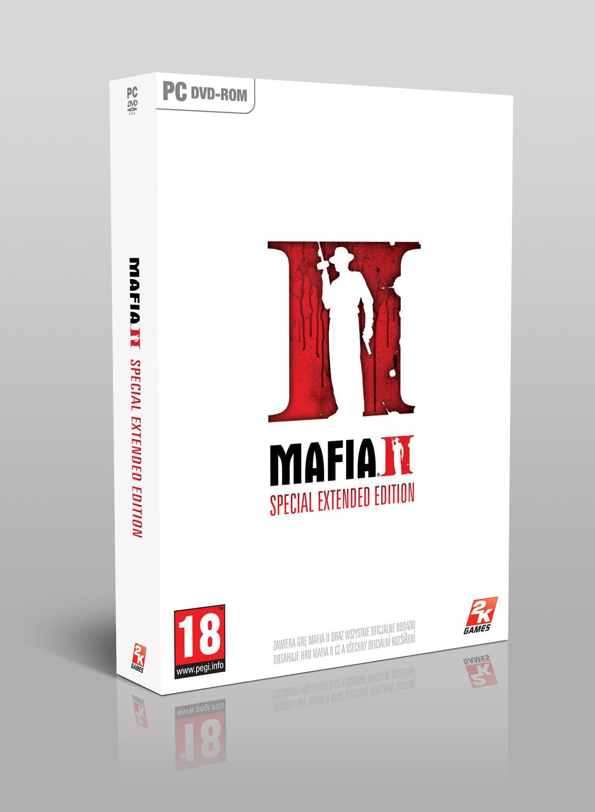 Mafia II ponúkne kompletnú edíciu