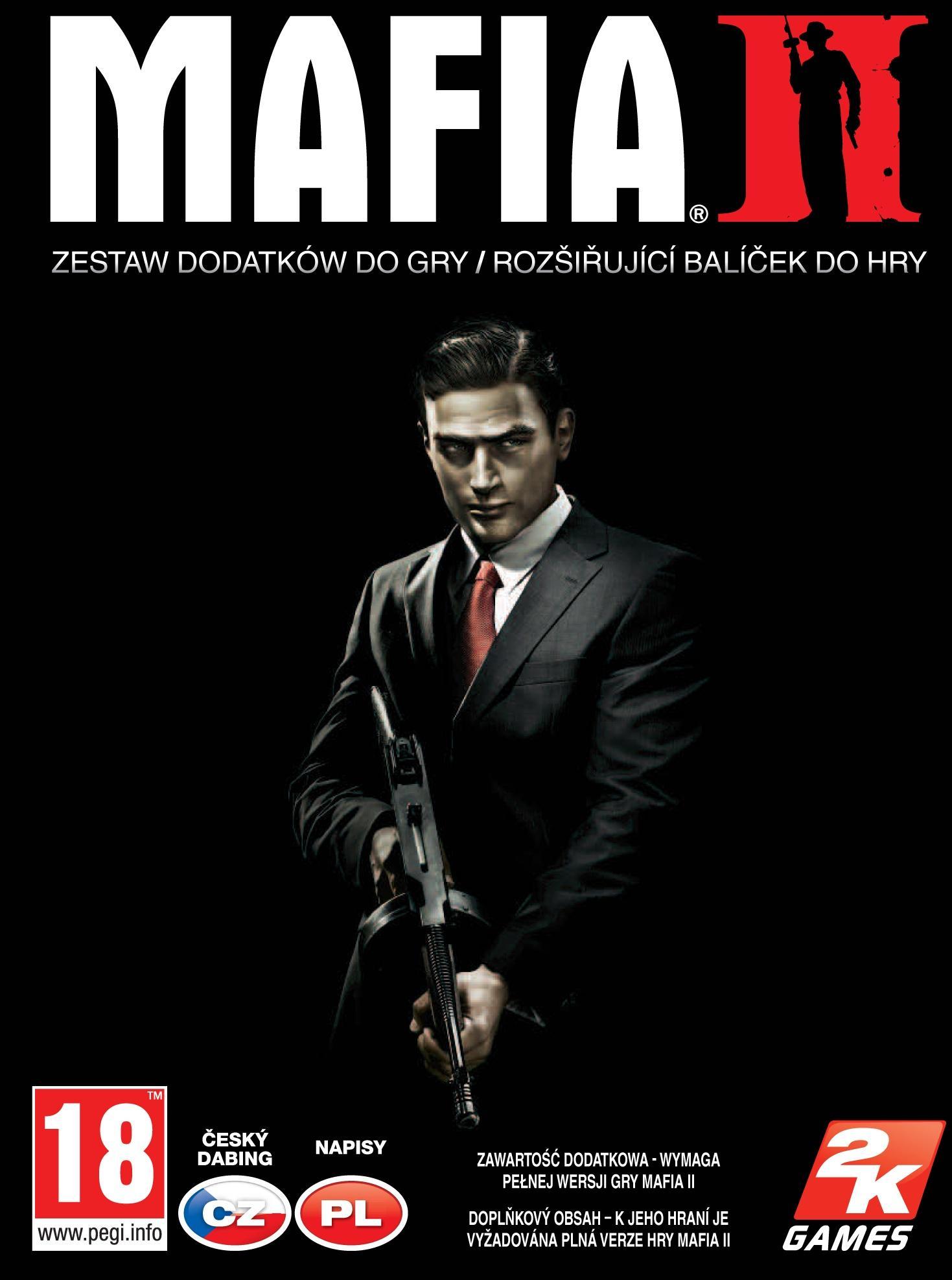 Mafia II expanzie vyjdú aj samostatne
