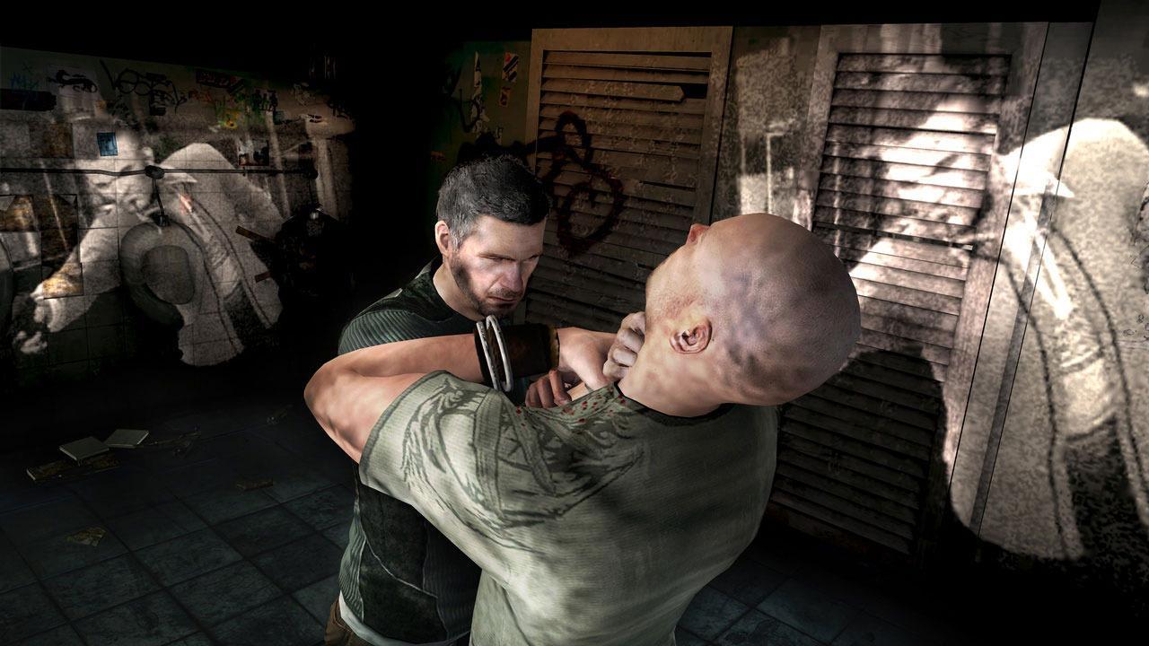 Rozdávačka máp pre Splinter Cell: Conviction