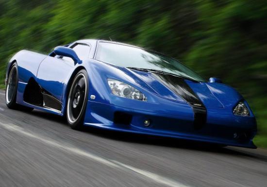 Forza 3 priniesla exotické vozidlá