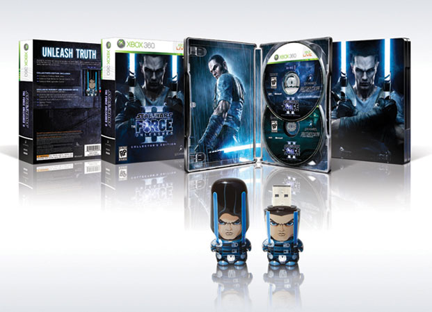 The Force Unleashed II so zberateľskou edíciou