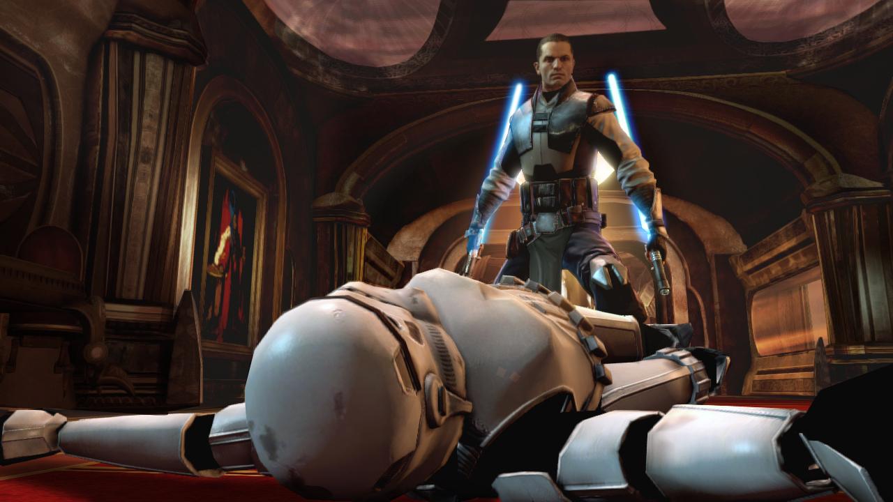 Force Unleashed 2 na bojovom chodníčku