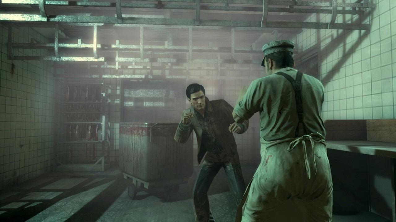 Mafia 2 ukazuje gameplay zábery