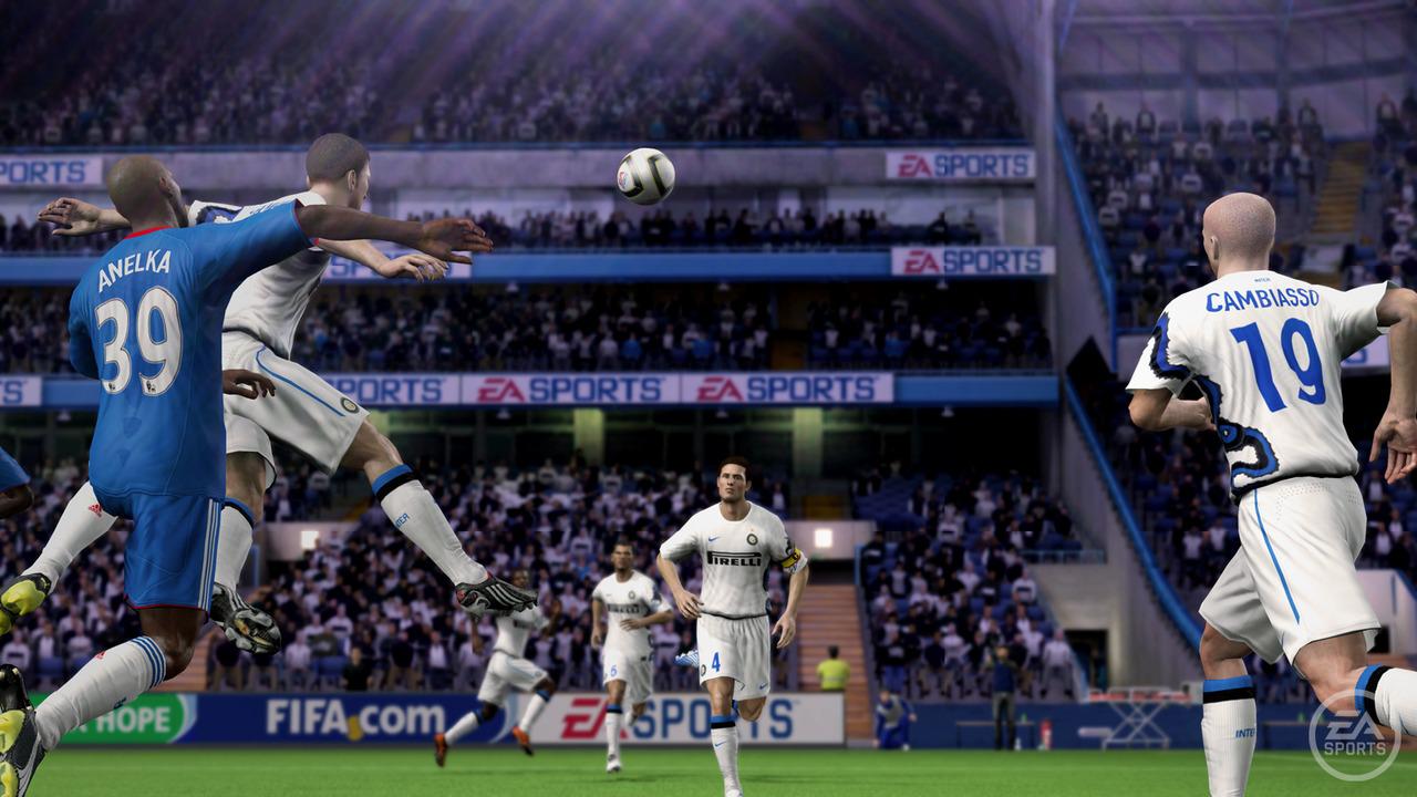 PC FIFA 11 - požiadavky a možnosti