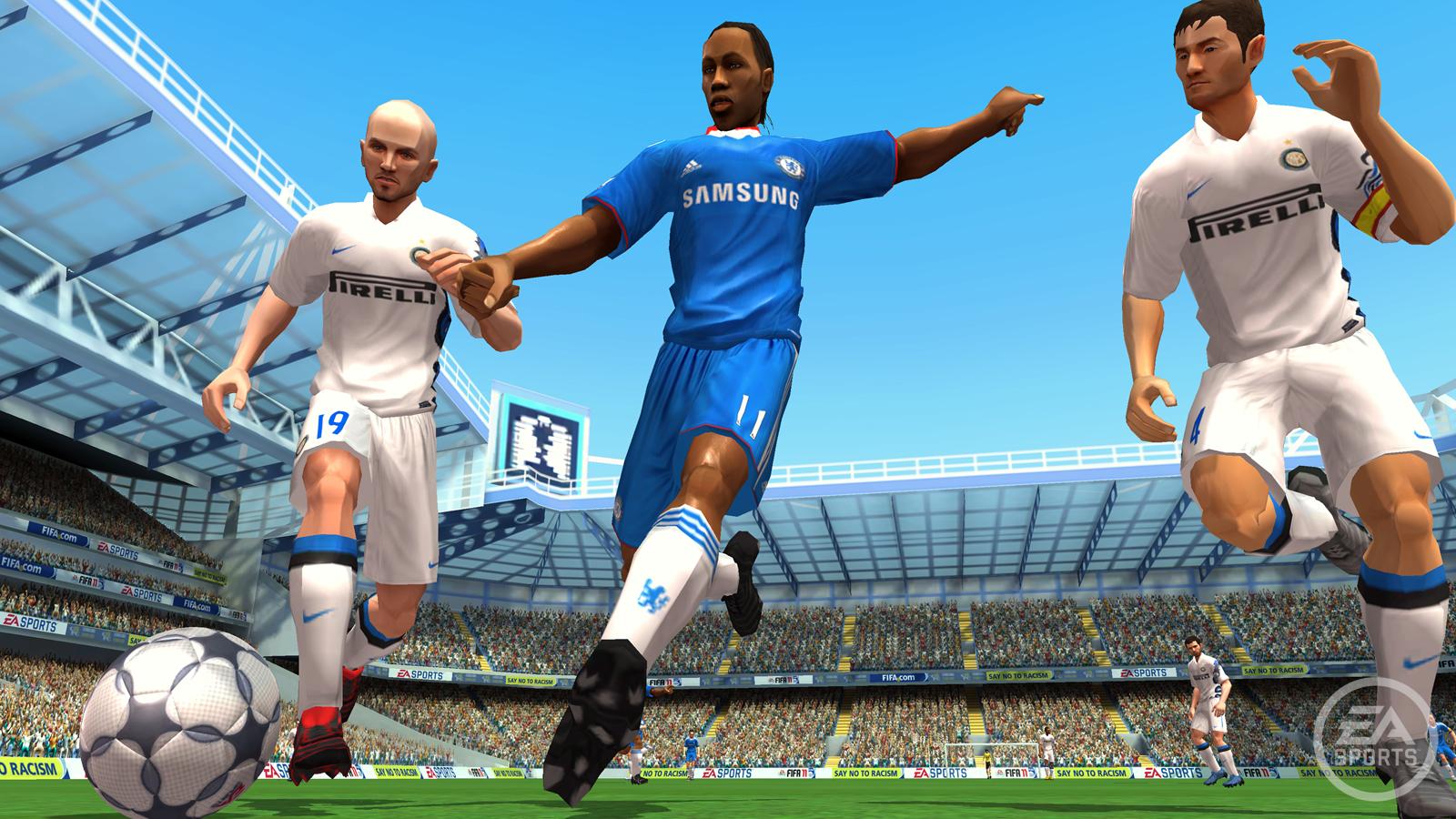 FIFA 11 prichádza aj na Wii