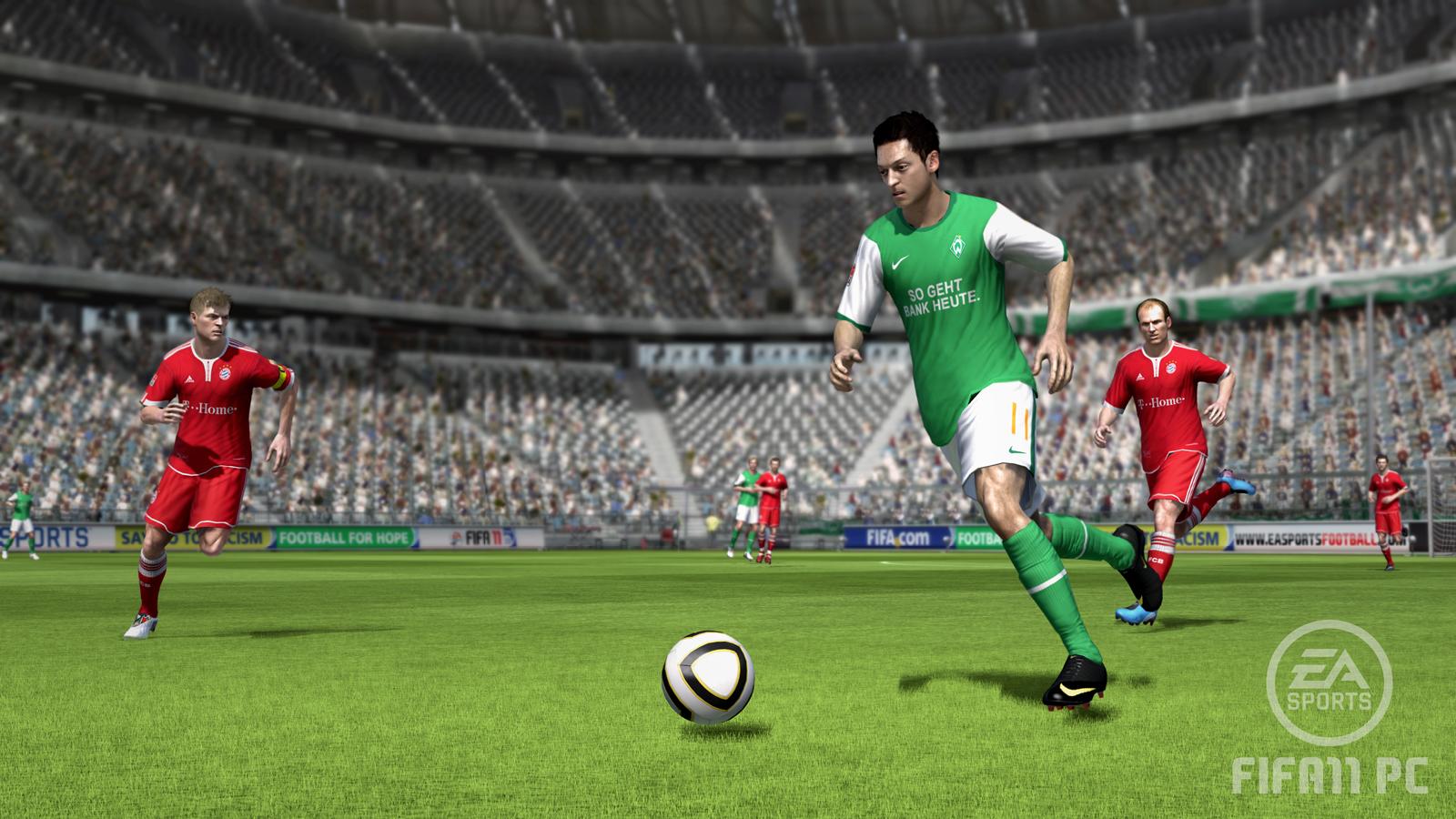 FIFA dostane nový engine pre PC