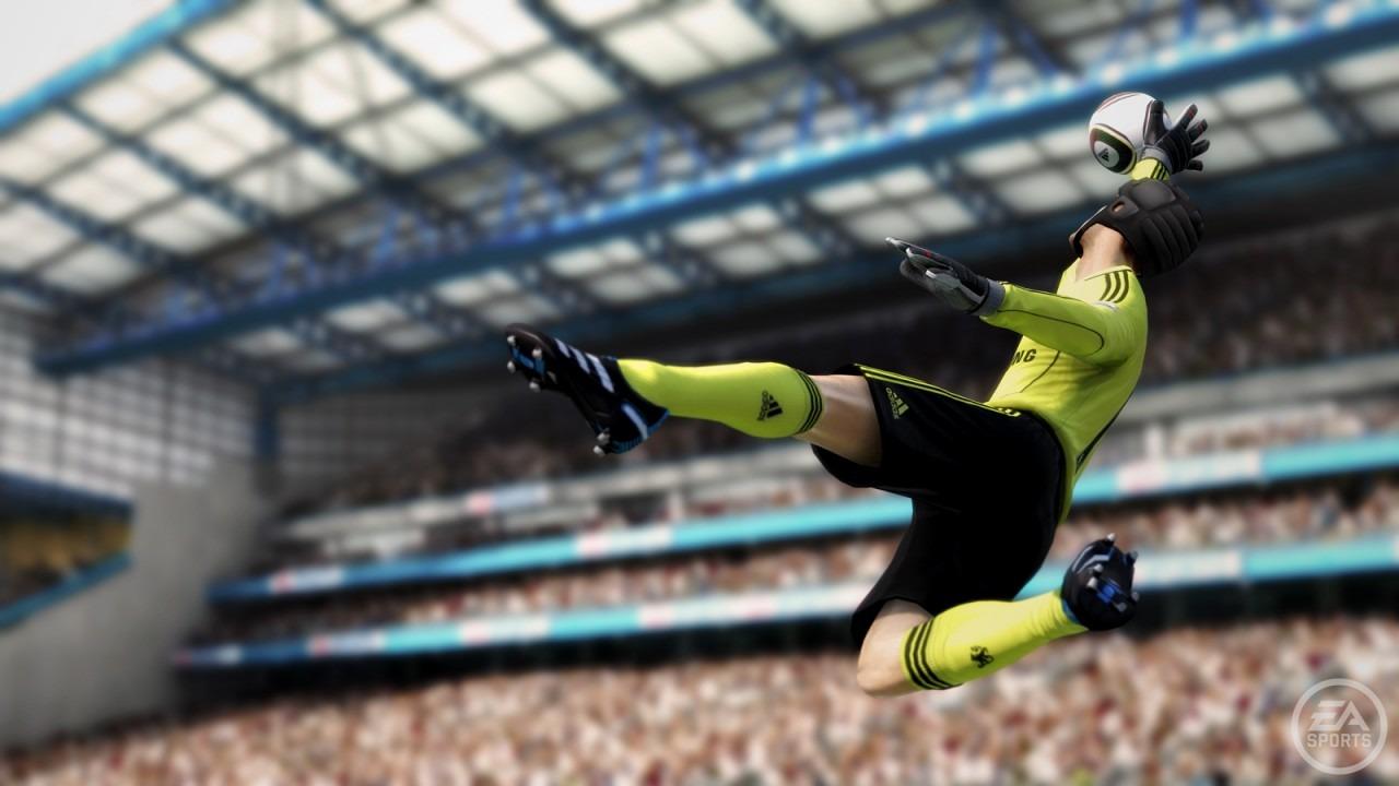 FIFA 11 predvádza prednosti nového ročníka