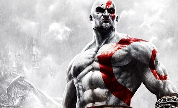 Americké bonusy ku God of War: Ghost od Sparta