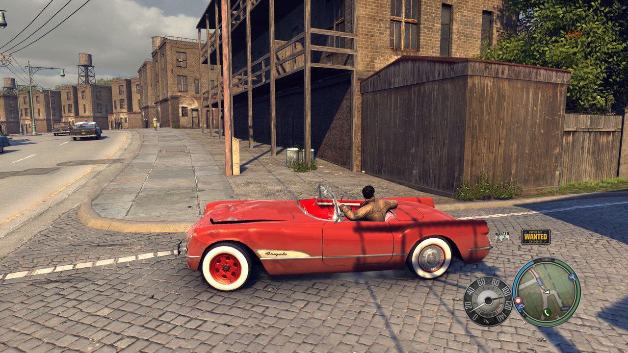 Mafia 2 na downsamplovaných záberoch