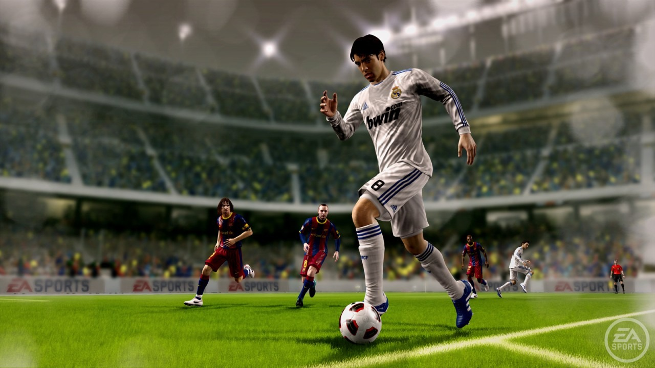 Kariéra vo FIFA 11