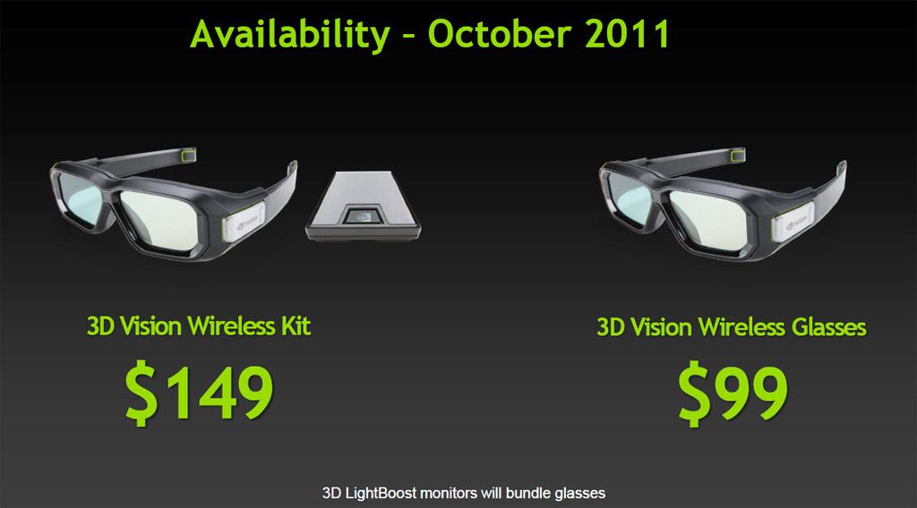 c01fa474f Nvidia ohlásila 3D Vision 2   Sector