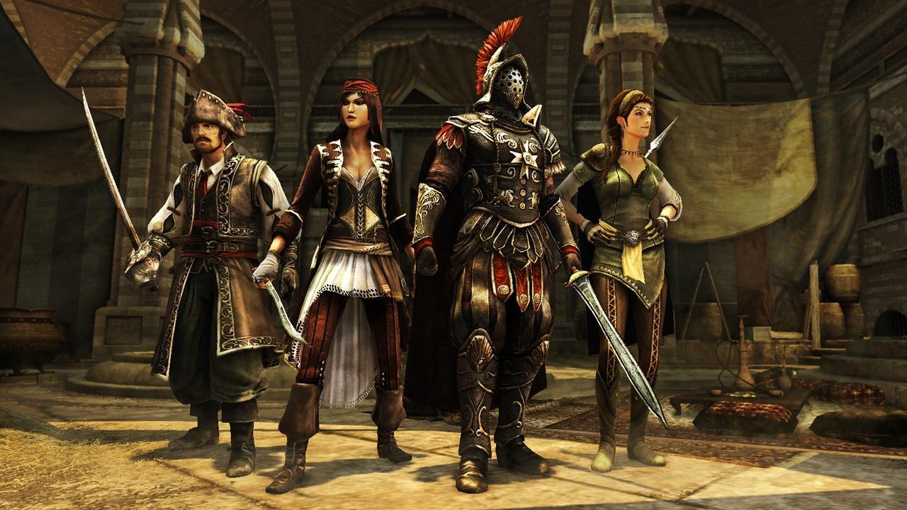 Prvé DLC pre Assassin's Creed: Revelations