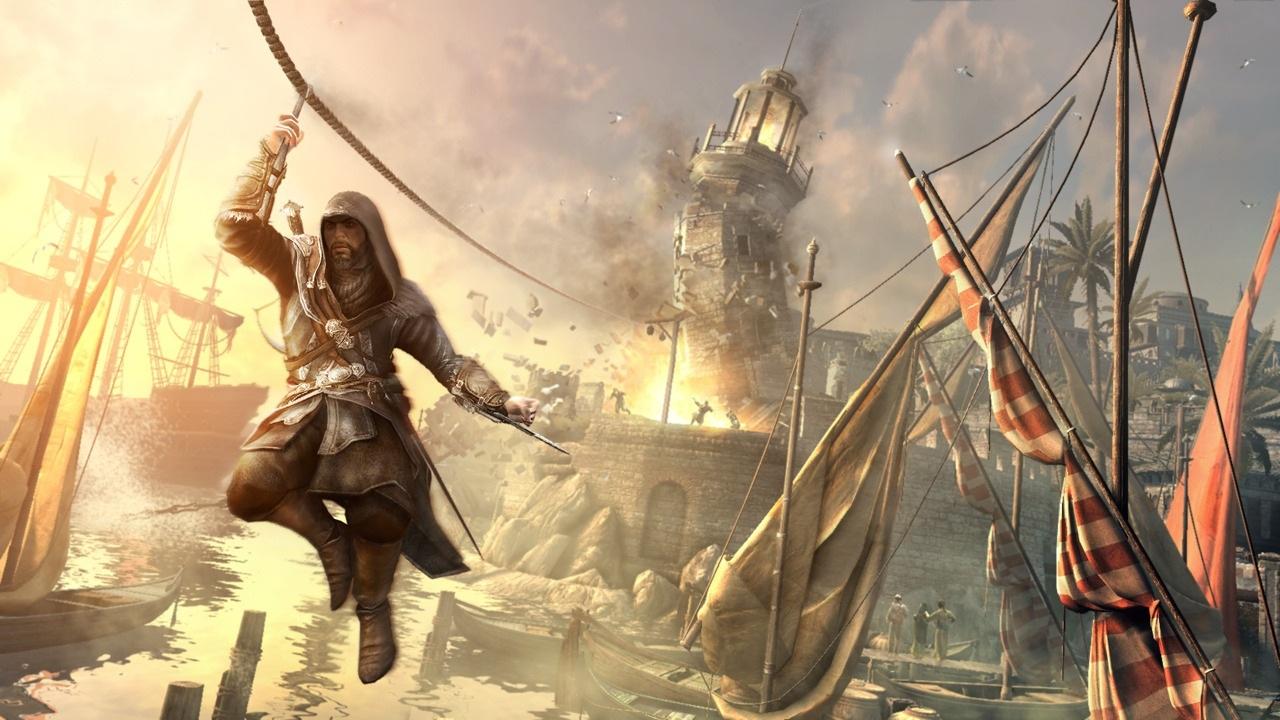 Kto vyhral Assassins Creed a klávesnicu Logitech