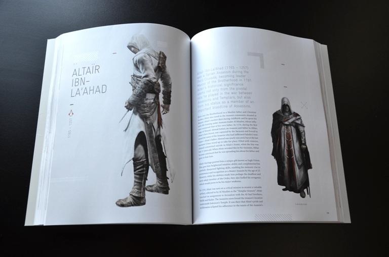 Vyhrajte encyklopédiu Assassin's Creed
