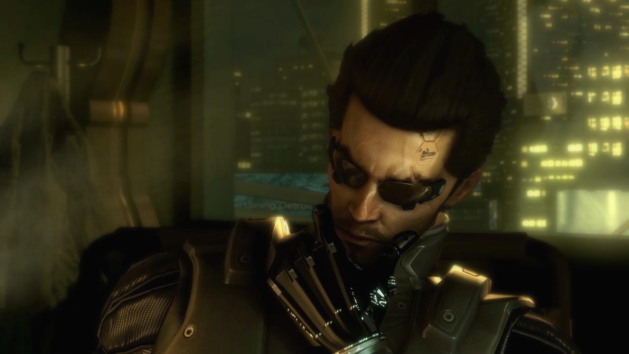 Úvod Deus Ex Human Revolution trikrát inak