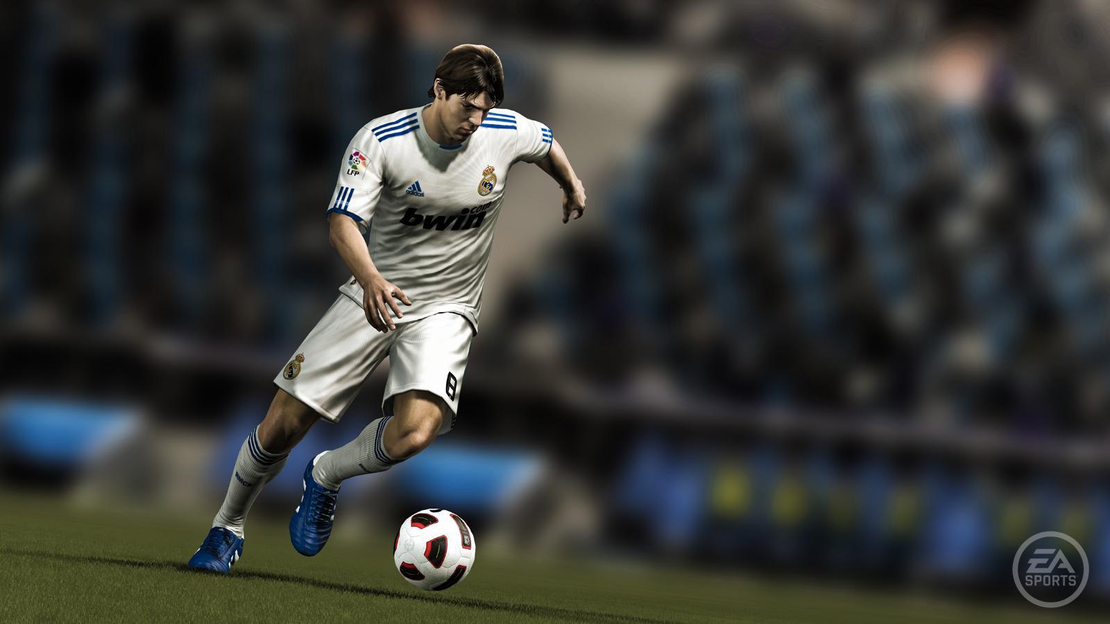 Prvá rozohrávka pre FIFA 12