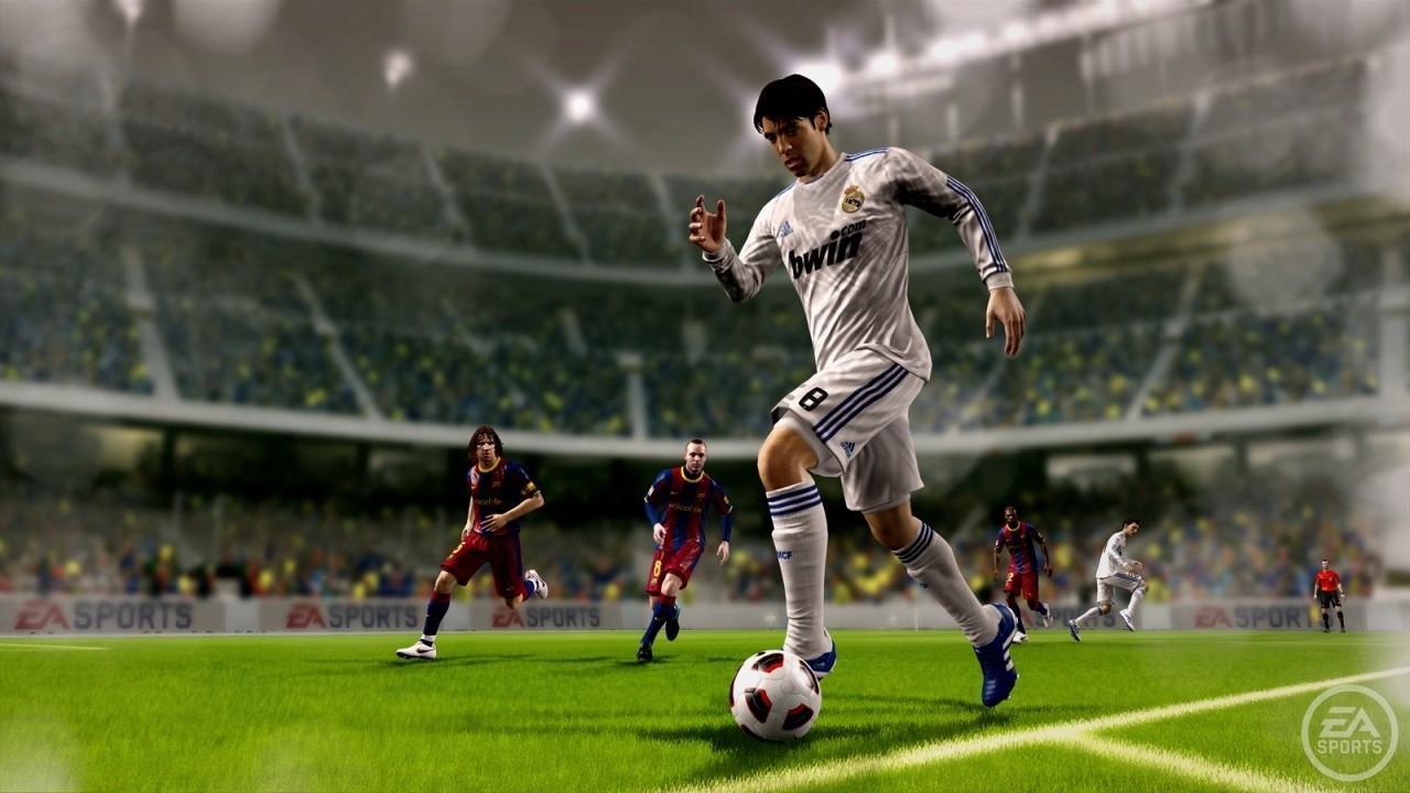 Novinky vo FIFA 12