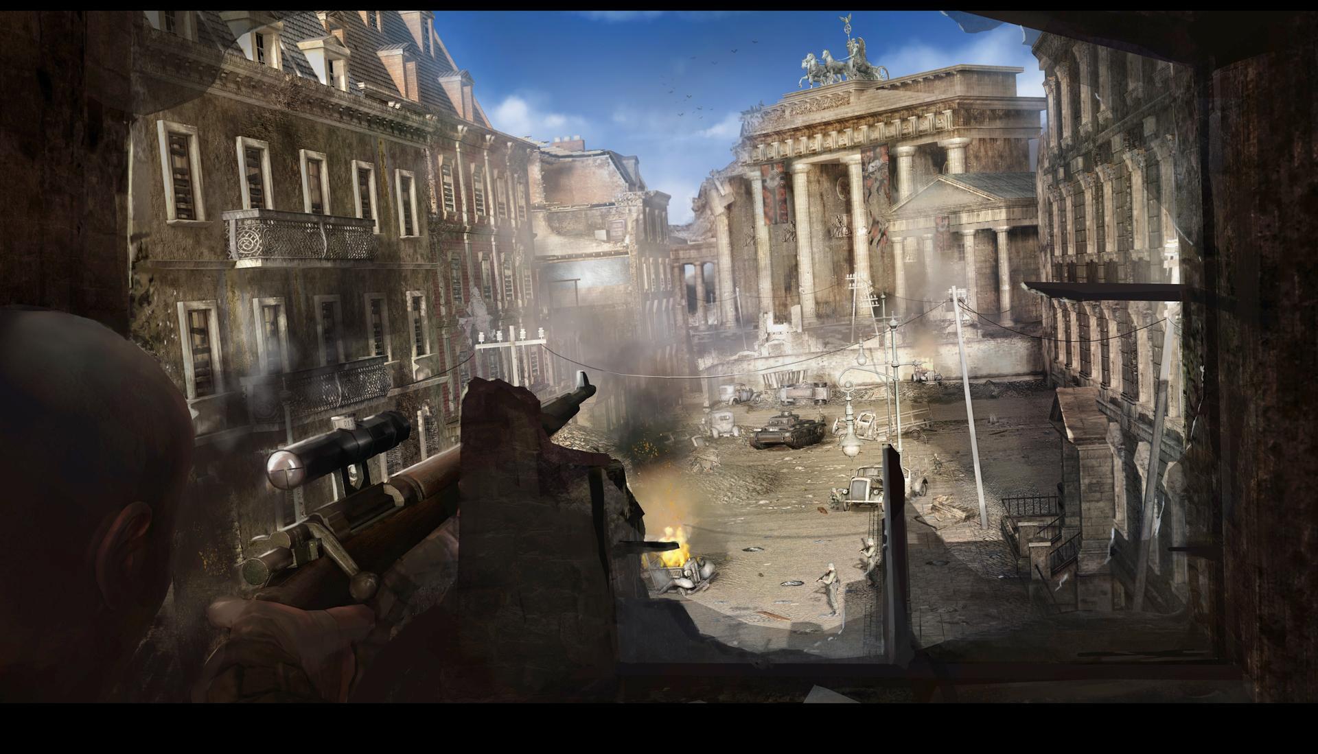Sniper Elite 2 prichádza