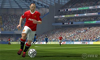 FIFA 12 bude excelovať na 3DS