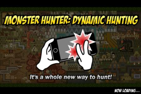Monster Hunter bude loviť na iOS