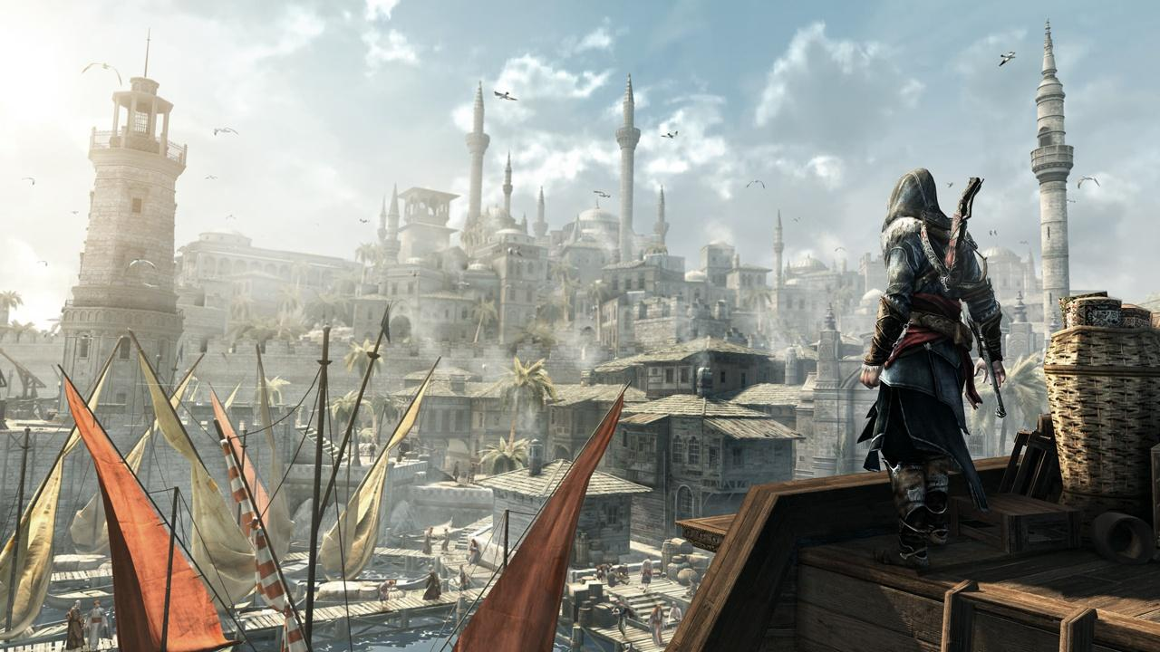 Altair hrateľný v Assassin's Creed: Revelations